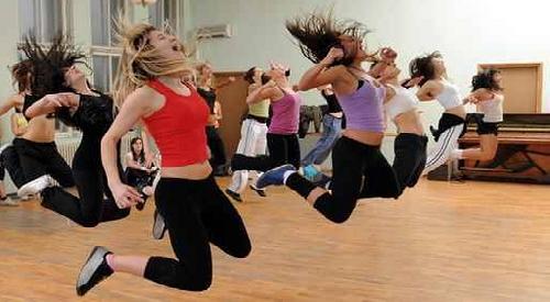 Fitness danse