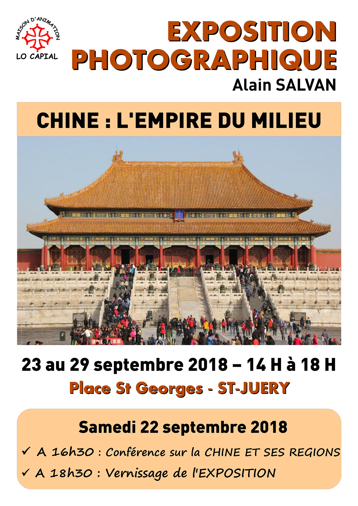 Exposition Chine