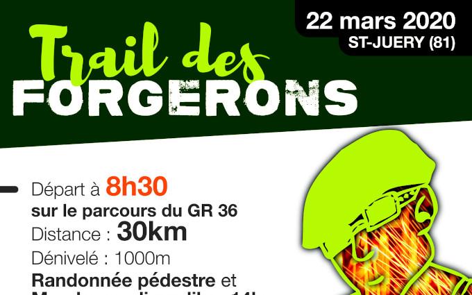 Trail des Forgerons 2020