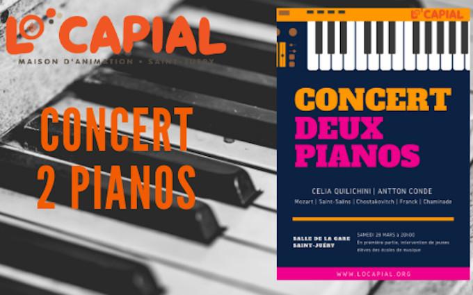 Concert 2 pianos