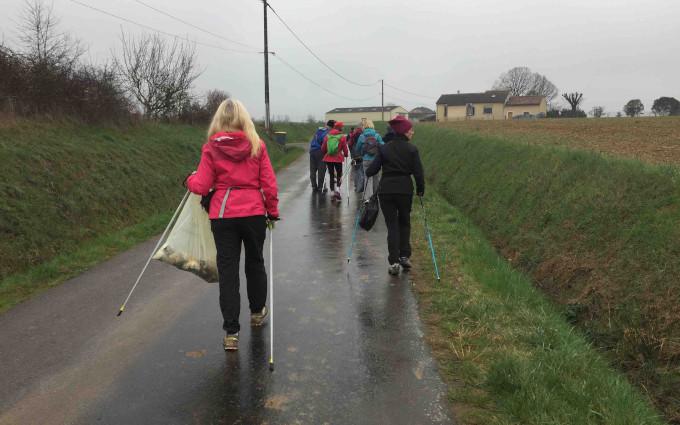 Marche nordique citoyenne