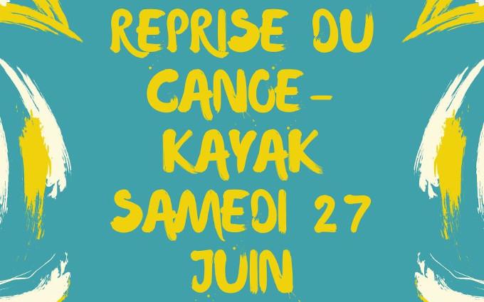 Reprise canöe